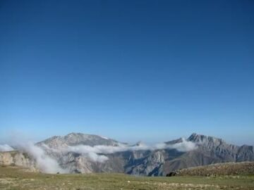 Uzbekistan trekking in Ugam-Chatkal national park to misterious mountain plateau Pulatkhan