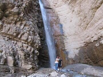 Uzbekistan hiking and trekking in Ugam-Chatkal national park to Paltau waterfall