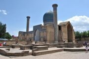 Uzbekistan one day excursion to Samarkand