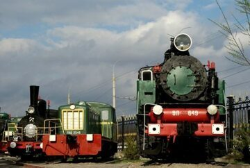Tashkent Museum of Railway Equipment