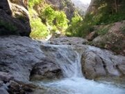 Uzbekistan hiking trekking tour in Ugam-Chatkal national park through Gulkam canyon