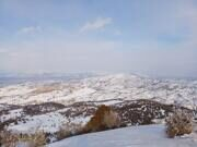Winter in the mountains of Uzbekistan. Weekend tour to Chimgan and Beldersay ski resorts
