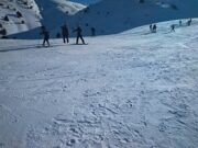 Weekend in the mountains of Ugam-Chatkal national park on ski resorts Chimgan and Beldersay