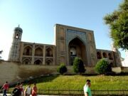 Uzbekistan sightseeing tour to ancient architecture