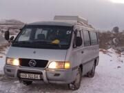 Skiing tour in Uzbekistan to ski resorts Amirsoy Chimgan Beldersay in Ugam-Chatkal national park