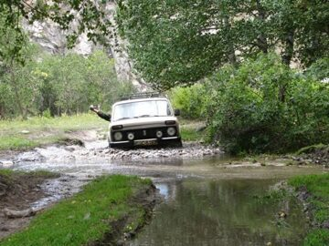 Uzbekistan off road tour in Ugam-Chatkal national park