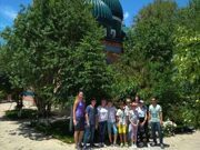 Tour to the Solar Institute in Uzbekistan mountains in summer