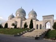 Uzbekistan excursion tour ancient architecture Ming